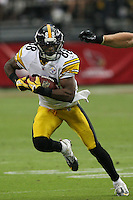10/23/11 Glendale, AZ: Pittsburgh Steelers wide receiver Emmanuel Sanders #88 during an NFL game played at University of Phoenix Stadium between the Arizona Cardinals and the Pittsburgh Steelers. The Steelers defeated the Cardinals 32-20.