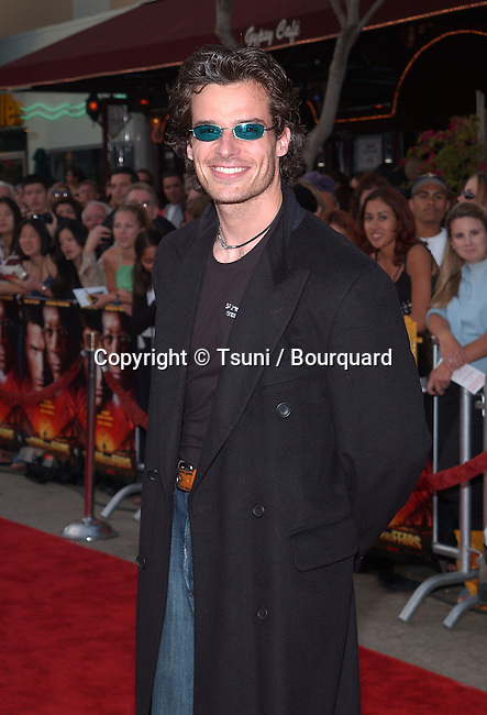 "Antonio Sabato jr arriving at "" The Sum Of All Fears ""  premiere at the Mann Village/Bruin Theatre in Los Angeles. May 29, 2002.          -            SabatoAntonioJr01.jpg"