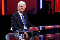 Daniele Fortini<br /> Roma 07-09-2016 Rai, trasmissione televisiva 'Politics'.<br /> Rome 7th September 2016 Tv show 'Politics'.<br /> Photo Samantha Zucchi Insidefoto