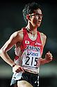 Yuki Sato (JPN), JULY 9, 2011 - Athletics :The 19th Asian Athletics Championships Hyogo/Kobe, Men's 50000m Final at Kobe Sports Park Stadium, Hyogo ,Japan. (Photo by Jun Tsukida/AFLO SPORT) [0003]..
