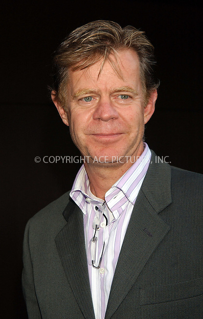 WWW.ACEPIXS.COM . . . . . ....NEW YORK, APRIL 11, 2006....William H. Macy at the 2006/2007 TBS and TNT UpFront.....Please byline: KRISTIN CALLAHAN - ACEPIXS.COM.. . . . . . ..Ace Pictures, Inc:  ..(212) 243-8787 or (646) 679 0430..e-mail: info@acepixs.com..web: http://www.acepixs.com