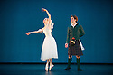 London, UK. 09.01.2014. The Royal Danish Ballet Soloists and Principals present a Bournonville Celebration at the Peacock Theatre. Picture shows an extract from La Sylphide. Photograph © Jane Hobson.