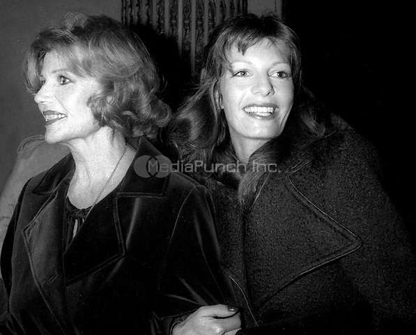 Rita Hayworth and Yasmin Khan. Credit: Adam Scull/PhotoLink/MediaPunch
