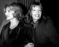Rita Hayworth and Yasmin Khan. Credit: Adam Scull/PhotoLink/MediaPunch