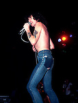 AC/DC Bon Scott 1978..© Chris Walter..