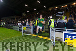 Ronan Shanahan Kerry in action against  Dublin in the National League in Austin Stack park on Saturday night.