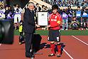 (L to R) Junji Ogura, Yoshifumi Wakabayashi (Oita), JANUARY 7, 2012 - Football /Soccer : 90th All Japan High School Soccer Tournament semi-final between Oita 1-2 Ichiritsu Funabashi at National Stadium, Tokyo, Japan. (Photo by YUTAKA/AFLO SPORT) [1040]