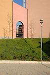 Boom edilizio a Torino sullo slancio degli eventi olimpici. Le nuove costruzioni della Spina 3. Marzo 2007...New buiding in Torino in the area called Spina 3. March 2007...Ph. Marco Saroldi/Pho-to.it