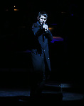 """Tony Vincent during the Broadway Opening Night Performance Curtain Call of  """"Rocktopia"""" at The Broadway Theatre on March 27, 2018 in New York City."""