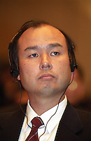 Masatoshi Son - Softbank