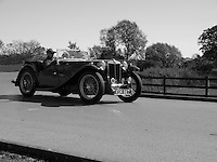 MG-TC Sports Cars - 1947