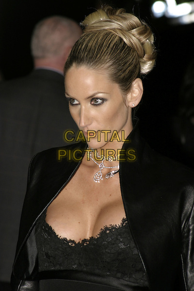 "LISA BUTCHER.""The Phantom of the Opera"" World Premiere Party,.Grand Hall Olympia, London, December 6th 2004..portrait headshot.Ref: AH.www.capitalpictures.com.sales@capitalpictures.com.©Capital Pictures."