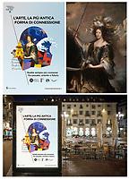   FONDAZIONE TORINO MUSEI  <br /> ADV<br /> client: Fondazione Torino Musei<br /> layout+design: Sara Fortin
