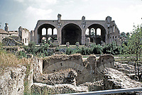 Roman Architecture. The image is an example of the style of architecture featured in this gallery.