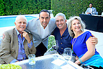 PALM SPRINGS - APR 27: Louie Anchondo at a cultivation event for The Actors Fund at a private residence on April 27, 2016 in Palm Springs, California