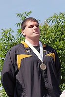 Jacob Bullinger Big 12 Hammer Throw Awards