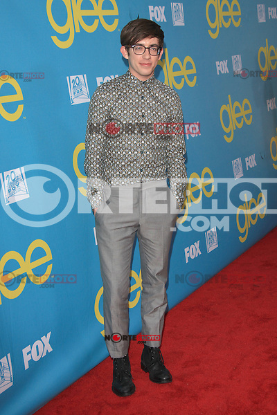 Kevin McHale at the TV Academy special screening and Q&A of 'Glee' at the Leonard H. Goldenson Theatre in North Hollywood, California. May 1, 2012. © mpi28 / MediaPunch Inc. **SOLO*VENTA*EN*MEXICO**