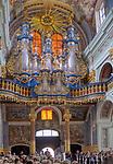 Święta Lipka, 2019-08-14. Sanktuarium Maryjne - Bazylika pw. Nawiedzenia NM Panny w Świętej Lipce, organy