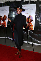 """LOS ANGELES - DEC 4:  Erika Alexander at the """"If Beale Street Could Talk"""" Screening at the ArcLight Hollywood on December 4, 2018 in Los Angeles, CA"""