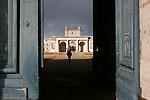 20060213 - France - Vincennes<br />ENTRE DU CHATEAU DE VINCENNES, COTE BOIS DE VINCENNES<br />Ref: CHATEAU_DE_VINCENNES_003 - © Philippe Noisette
