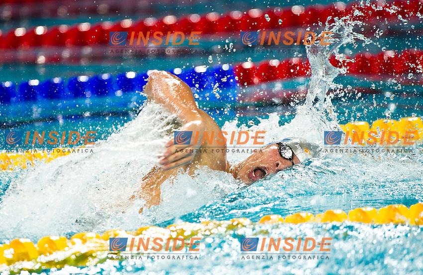 DETTI Gabriele ITA.Men's 400m Freestyle.FINA World Short Course Swimming Championships.Istanbul Turkey 12 - 16 Dec. 2012.Day 03.Photo G.Scala/Deepbluemedia/Inside
