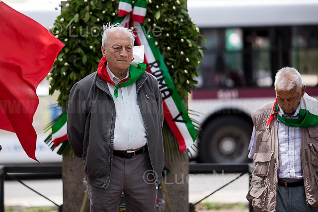 "Modesto Di Veglia & Arnaldo ""Nando"" Cavaterra (Antifascist Partizans. Members of the Partigiani: the Italian Resistance during WWII).<br />
