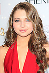 LOS ANGELES - APR 27: Sammi Hanratty at Ryan Newman's Glitz and Glam Sweet 16 birthday party at the Emerson Theater on April 27, 2014 in Los Angeles, California