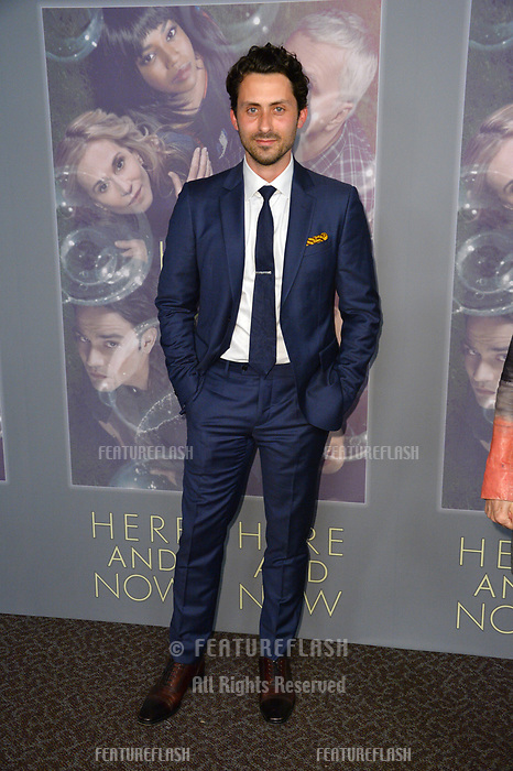 Andy Bean at the premiere for HBO's &quot;Here and Now&quot; at The Directors Guild of America, Los Angeles, USA 05 Feb. 2018<br /> Picture: Paul Smith/Featureflash/SilverHub 0208 004 5359 sales@silverhubmedia.com