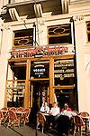 A la Mort Subite Bar, Brussels, Belgium