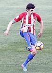 Atletico de Madrid's Stefan Savic during La Liga match. February 26,2017. (ALTERPHOTOS/Acero)
