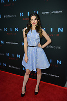 "LOS ANGELES, CA. August 29, 2018: Liana Ramirez at the premiere of ""KIN"" at the Arclight Theatre, Hollywood."