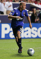 Colorado Rapids Forward and MLS All Star, Conor Casey in the Everton FC win over Major League Soccer All Stars, July 29, 2009 at Rio Tinto Stadium in Sandy, Utah.