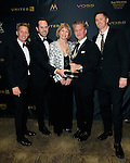 LOS ANGELES - APR 29: Outstanding Original Song, Drama, Bradley Bell, Toni Tennille at The 43rd Daytime Creative Arts Emmy Awards Gala at the Westin Bonaventure Hotel on April 29, 2016 in Los Angeles, California