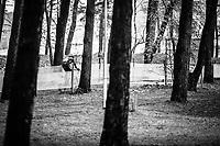 Tim Merlier (BEL/Crelan Charles) <br /> <br /> men's elite race<br /> Lampiris Zilvermeercross Mol / Belgium 2017
