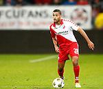 Nederland, Utrecht, 26 oktober 2012.Eredivisie.Seizoen 2012-2013.FC Utrecht-FC Groningen (1-0).Anouar Kali van FC Utrecht