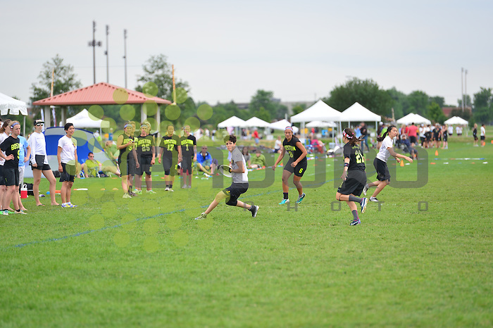 USA Ultimate 2014 US Open - Brute Squad vs Traffic