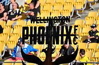 A League - Wellington Phoenix v Central Coast Mariners at Sky Stadium, Wellington, New Zealand on Saturday 4 January 2020. <br /> Photo by Masanori Udagawa. <br /> www.photowellington.photoshelter.com
