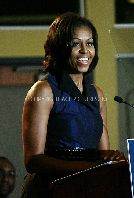 WWW.ACEPIXS.COM . . . . .  ....July 18 2012, Philadelphia....First Lady Michelle Obama promotes her 'Let's Move' fitness Campaign on July 18 2012 in Philadelphia....Please byline: William T. Wade jr- ACE PICTURES.... *** ***..Ace Pictures, Inc:  ..Philip Vaughan (212) 243-8787 or (646) 769 0430..e-mail: info@acepixs.com..web: http://www.acepixs.com