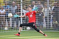11.08.2015: Eintracht Frankfurt Training