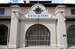 Stockton California Train Station