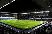 General stadium view during Rangers vs Villarreal CF, UEFA Europa League Football at Ibrox Stadium on 29th November 2018