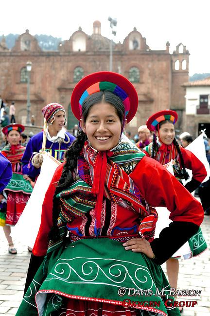 Dancer In Festival