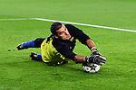 UEFA Champions League 2013/2014.<br /> FC Barcelona vs Celtic FC: 6-1 - Game: 6.<br /> Jose Manuel Pinto.