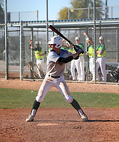 Hunter Teplansky takes part in the 2020 Under Armour Pre-Season All-America Tournament at the Chicago Cubs training complex and Red Mountain baseball complex on January 18-19, 2020 in Mesa, Arizona (Bill Mitchell)