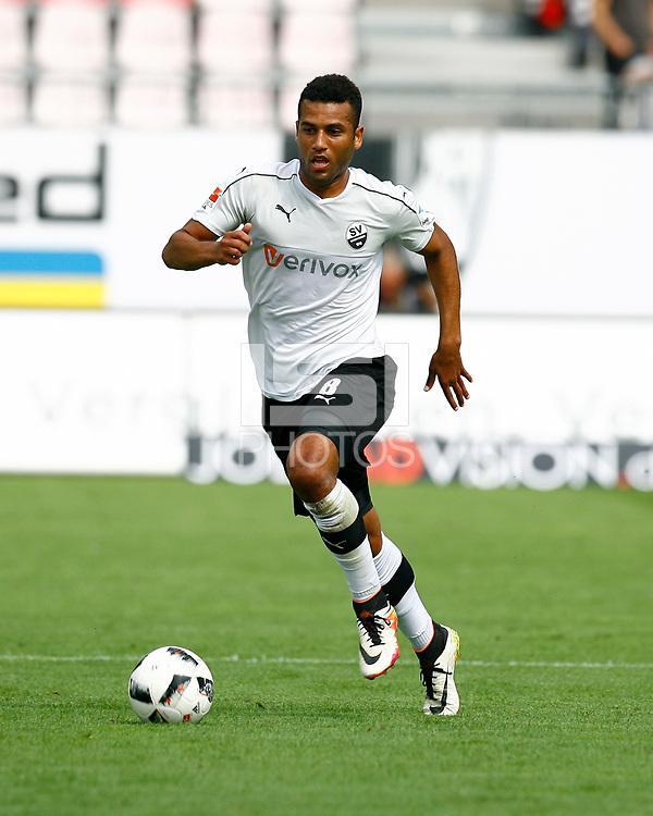 Andrew WOOTEN, SV Sandhausen, Football: Germany, 2. Bundesliga .