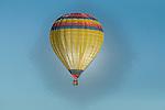 Digital Painting of Hot Air Balloon