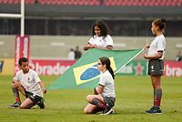 SÃO PAULO, SP, 10.11.2018 - BRASIL RUGBY-ALL BLACKS MAORI - Público durante partida contra o Brasil Rugby em jogo amistoso no estádio do Morumbi em São Paulo, neste sábado, 10.  (Foto: Anderson Lira/Brazil Photo Press)