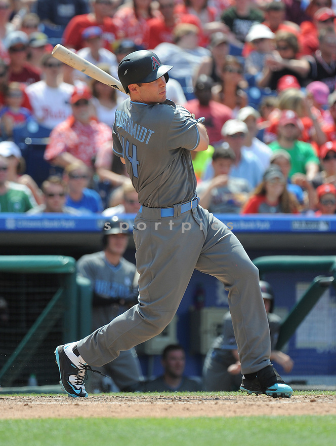 Arizona Diamondbacks Paul Goldschmidt (44) during a game against the Philadelphia Phillies on June 19, 2016 at Citizens Bank Park in Philadelphia, PA. The Diamondbacks beat the Phillies 3-1.