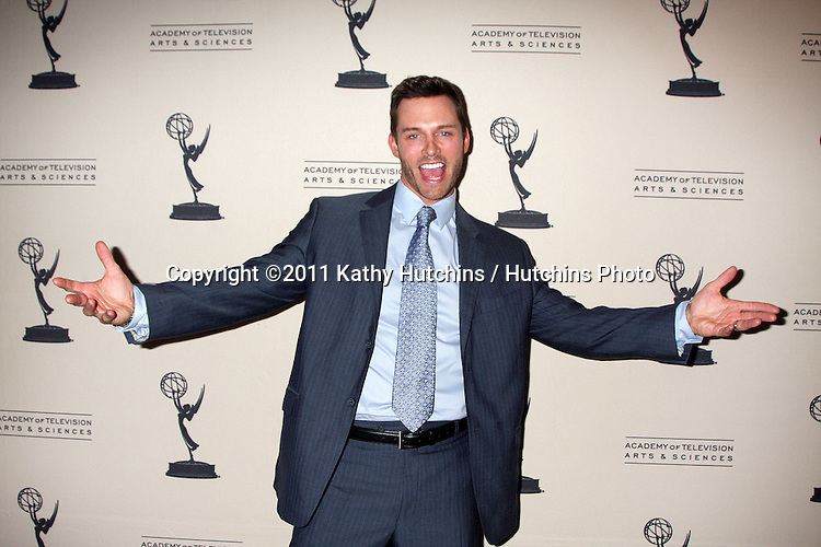 LOS ANGELES - JUN 16:  Eric Martsolf arriving at the Academy of Television Arts and Sciences Daytime Emmy Nominee Reception at SLS Hotel at Beverly Hills on June 16, 2011 in Beverly Hills, CA