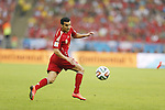 Pedro Rodriguez (ESP), JUNE 18, 2014 - Football / Soccer : FIFA World Cup Brazil<br /> match between Spain and Chile at the Maracana Stadium in Rio de Janeiro, Brazil. (Photo by AFLO)